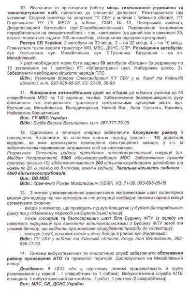 Егор Соболев направил Порошенко и Полтораку депутатский запрос о причастности начальника ГУР Бурбы к разгону Евромайдана - Цензор.НЕТ 7924