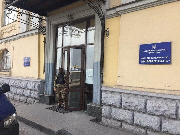 КП Киевпастранс, Сергей Майзель и Дмитрий Левченко: дела семейные, немного коррупционные