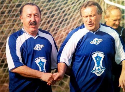 Валерий Газзаев и Олег Шишканов - Шишкан