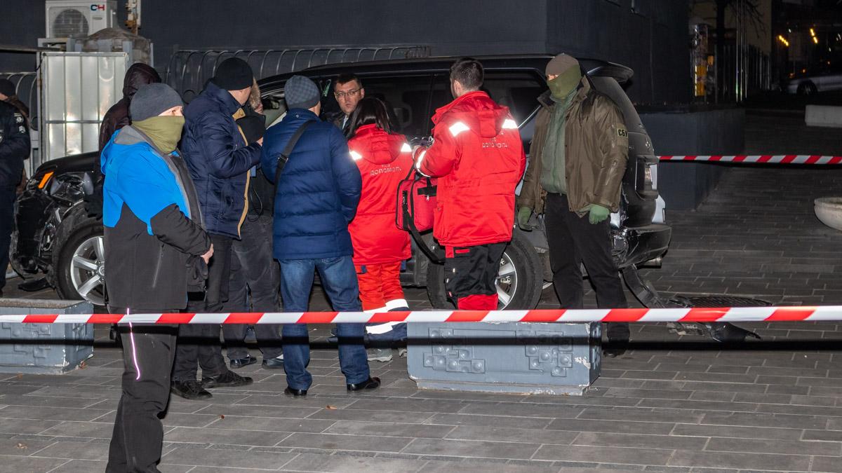 Организатор конвертцентра, убегая от СБУ, повредил 10 автомобилей в Днепре, в его машине нашли больше 2 млн грн - Цензор.НЕТ 8900