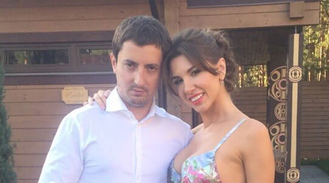 Евгений Шевцов и Алёна Шевцова (Дегрик)