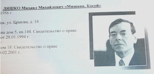 Михаил Ляшко