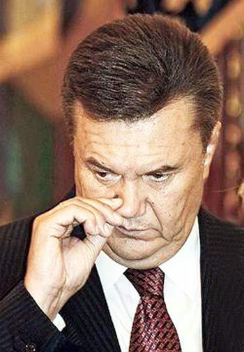 Янукович подал в Европейский суд по правам человека иск против Украины - Цензор.НЕТ 6033