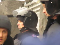 Триста спартанцев украинской милиции