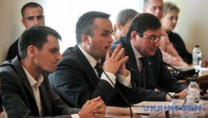 Холодницький може заарештувати Луценка, а Луценко — Холодницького