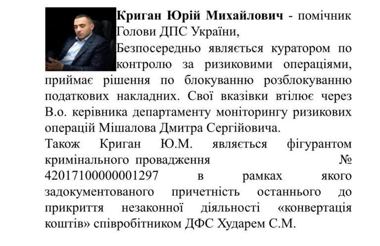 СНБО введет санкции против Долозиной, Щадевской, Крыгана и Стрелковского