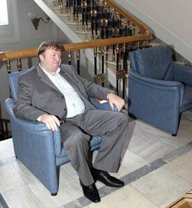 Вася Горбаль — губернатор?
