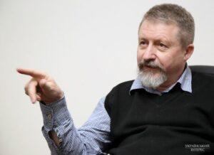 Аудрюс Буткявічюс: Початок Майдану – це справа рук росіян