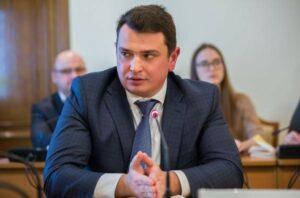 Директор НАБУ Артем Сытник: «Риск сохранения Холодницкого на посту превышает все другие риски»