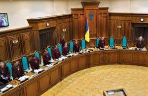 З'їзд суддів призначає сумнівного суддю до Конституційного Суду