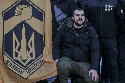 Начштаба «Нацкорпуса» Родион Кудряшов-- Наша организация может встать на пути врага. Как внешнего, так и внутреннего