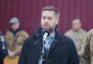 Крістофер Сміт: «Боротьба з корупцією в Україні – це війна, а війни потребують часу, битви програються та виграються, вони вимагають жертв»