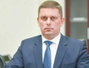 Глеб Милютин и беспредел в Одесской областной налоговой