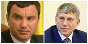 Смотрящий Яценюка Иванчук и министр Насалик плотно сели на схемы Курченко -Ставицкого