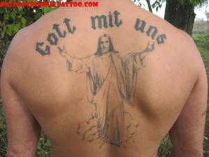 «Gott mit uns!»?