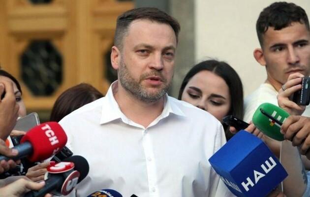 Глава МВД Монастырский ведет с собой трех новых заместителей
