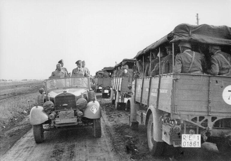 Война по-итальянски-3: спас ли Муссолини Сталина?