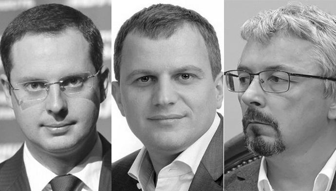 Казус Барбана: кого министр Ткаченко не заметил на скандальной строительной площадке