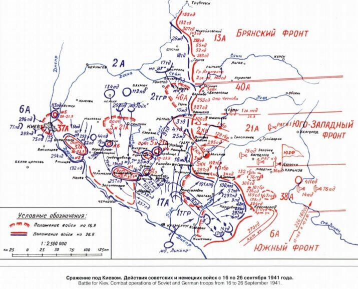 Разгром Юго-Западного фронта: анатомия катастрофы