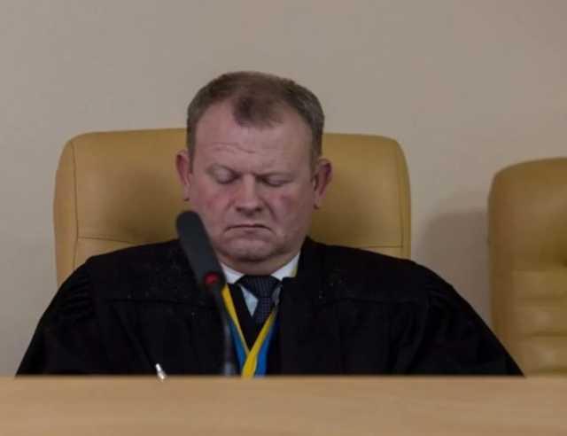 Пьяный следователь Хоменко убил пьяного судью Печерского суда Писанца